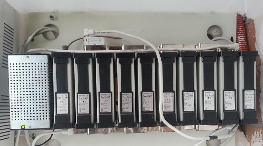Reforma integral Barcelona distribuidor antena