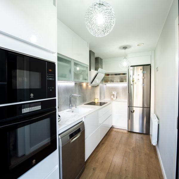 Reforma cuina sense obra Sabadell