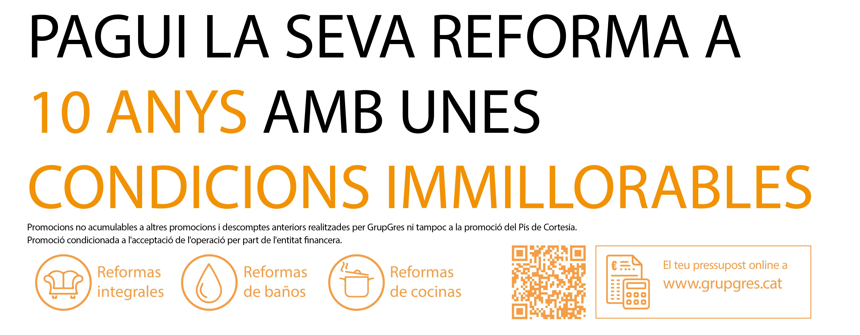 reforma lavabo barcelona
