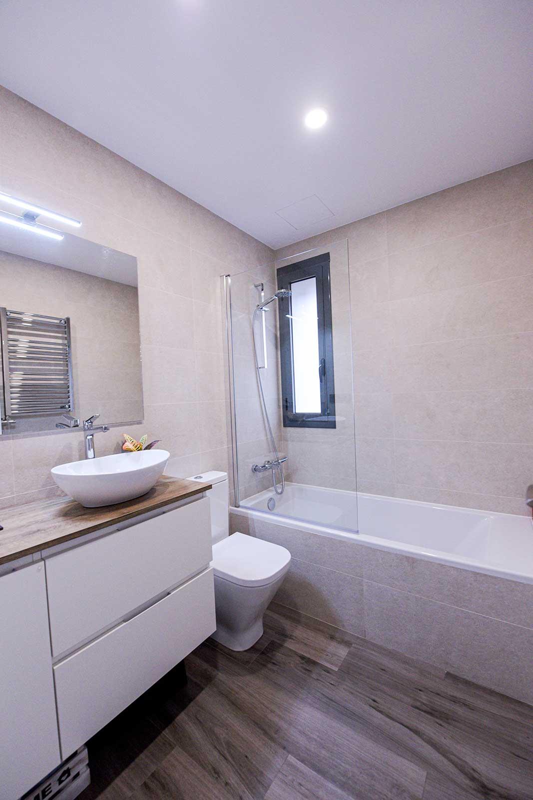Reformas de baños Santa Perpetua de Mogoda